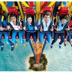 Essel World Thrilling Offers Tuesday Entry Tickets For 2 Rs. 280