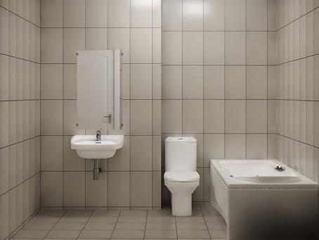 Bentuk-bentuk kamar mandi 1