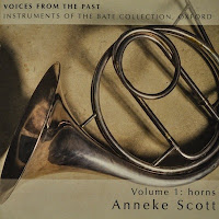 Voices from the Past: Anneke Scott