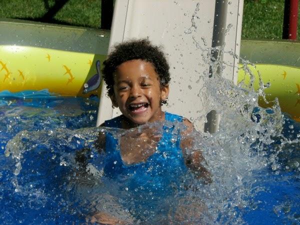 Reglas de seguridad en el agua para niños