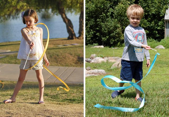 Чем можно заняться с ребенком летом дома