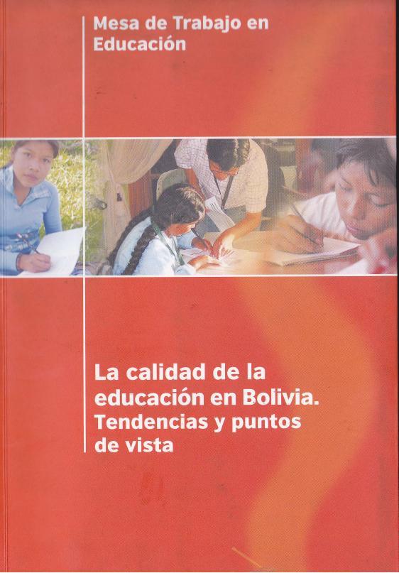 ley de calidad en la educacion: