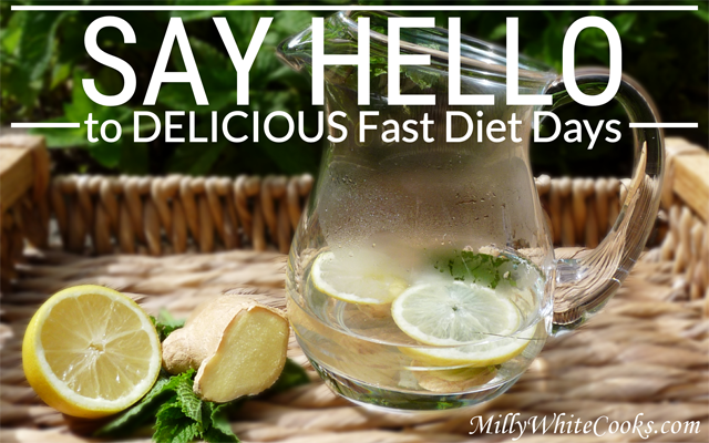 Delicious Fast Diet Days on the Two Day 5:2 Diet Plan