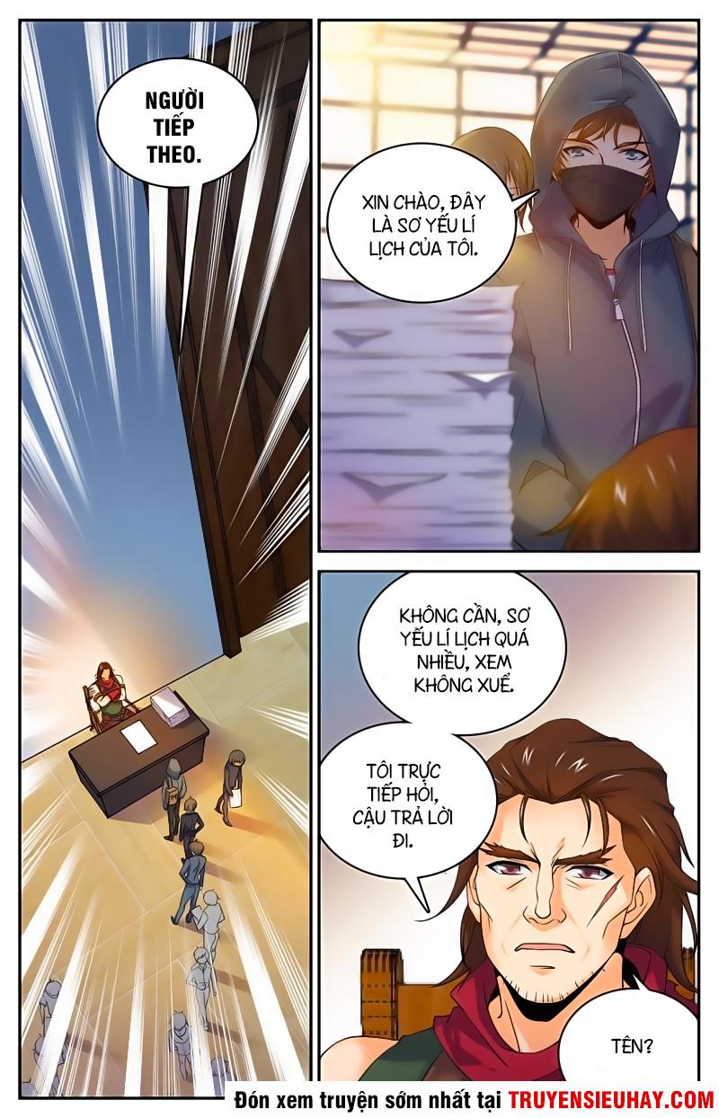 Toàn Chức Pháp Sư trang 8