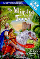 The Minstrel in the Tower - Gloria Skurzynski