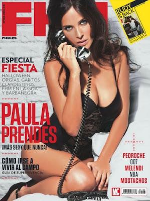 FHM Spain - Noviembre [2012]