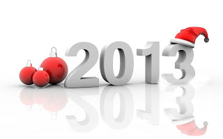 Ucapan Selamat Tahun Baru 2013