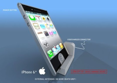 iPhone 6 Concept features and Release Date