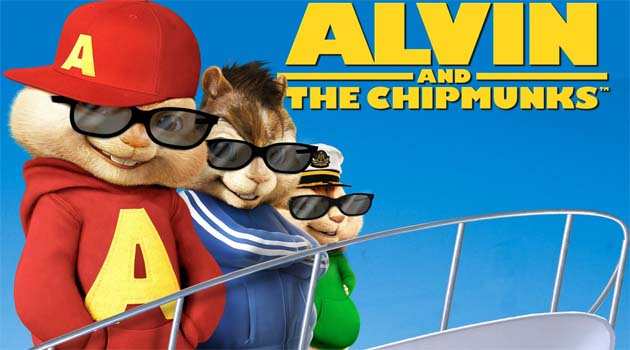 Alvin and the Chipmunks: Chipwrecked (2011) - ලේන්නු 3 දෙනා නැවතත්