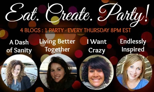 Eat. Create. Party