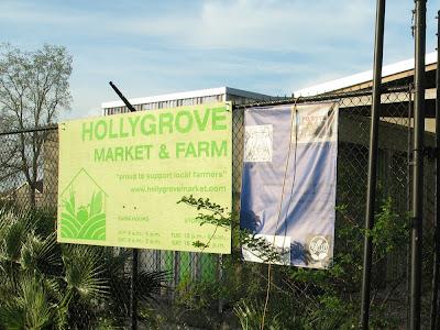 Hollygrove Market & Farm, NOLA