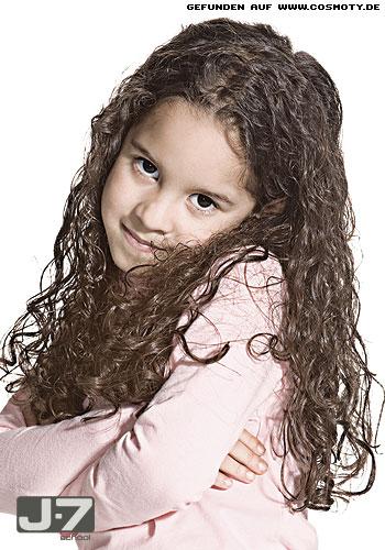 Frisuren für Mädchen - (Teil 2)