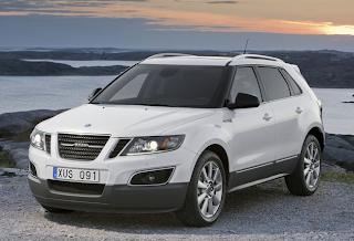 2012 Saab 9-4X White