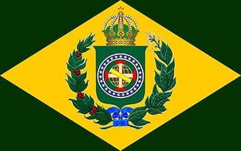 Bandeira Imperial do Brasil - CLIQUE NA IMAGEM E VISITE O SITE DA CASA IMPERIAL DO BRASIL