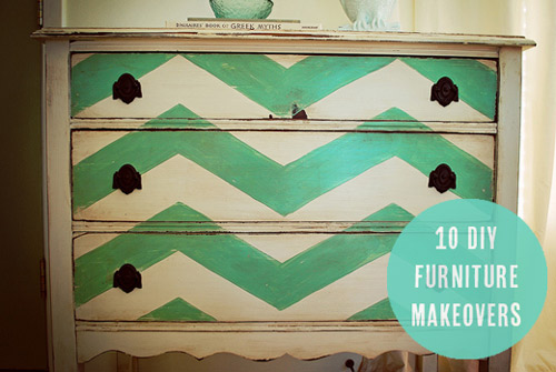 Pitop 10 Diy Furniture Makeovers