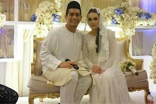 Siapa Isteri Fahrin Ahmad Kini Terjawab Tahniah