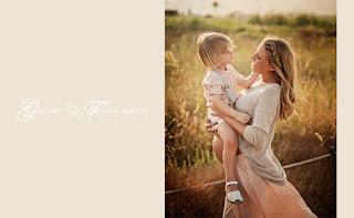 Fotografías de embarazo en exteriores, premama