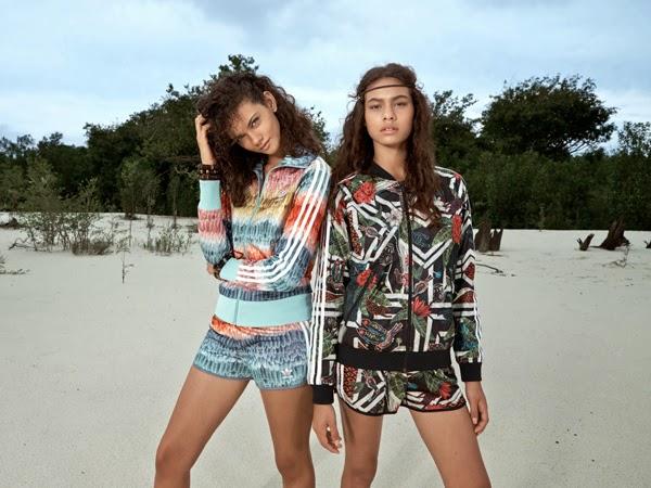 Adidas Originals y The Farm Company primavera verano 2015 segunda parte