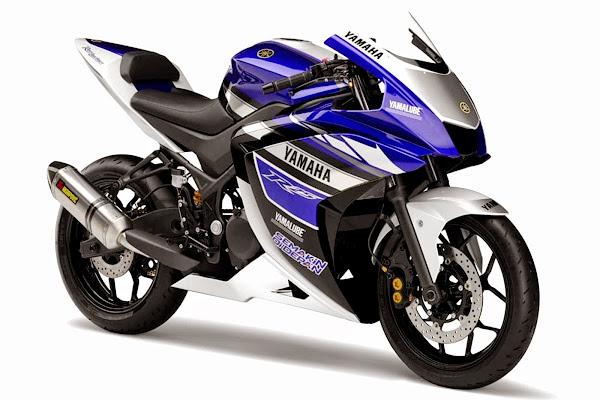 Yamaha R25 (Gambar 1). Majalah Otomotif Online