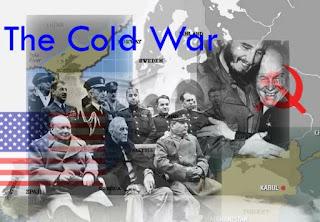 الحرب الباردة