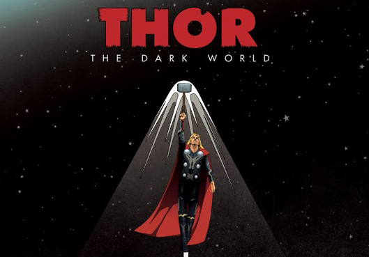Thor: The Dark World - Awesome Poster by Matt Ferguson
