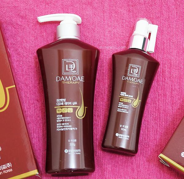 hairfall shampoo
