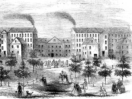an introduction to the history of the factory system in the colonial america United states history and government wednesday, january 29, 2014 — 9:15 am to 12:15 pm, only 2 during the colonial period, the economic creating the federal reserve system.