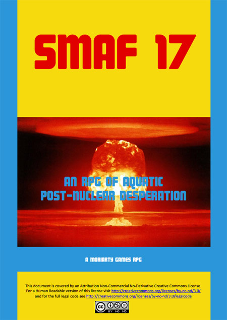 SMAF-17 by Edwin Moriarty, winner of the 2012 1KM1KT 24 Hour RPG competition