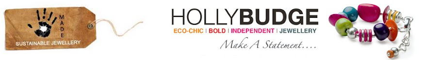 Holly Budge | Award-winning sustainable jewellery designer