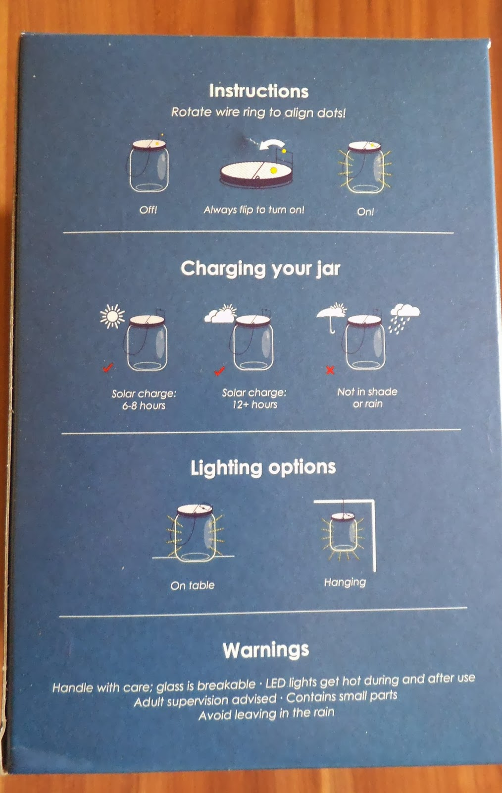yvonne sandra ein liter sonnenlicht im sonnenglas. Black Bedroom Furniture Sets. Home Design Ideas