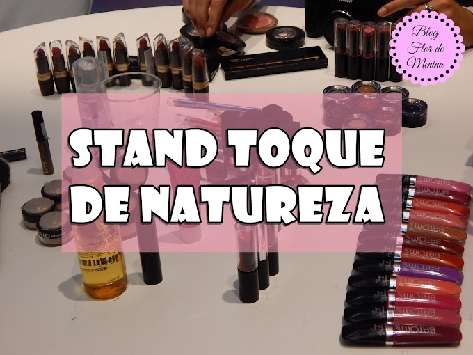 STAND TOQUE DE NATUREZA BEAUTYFAIR 2015