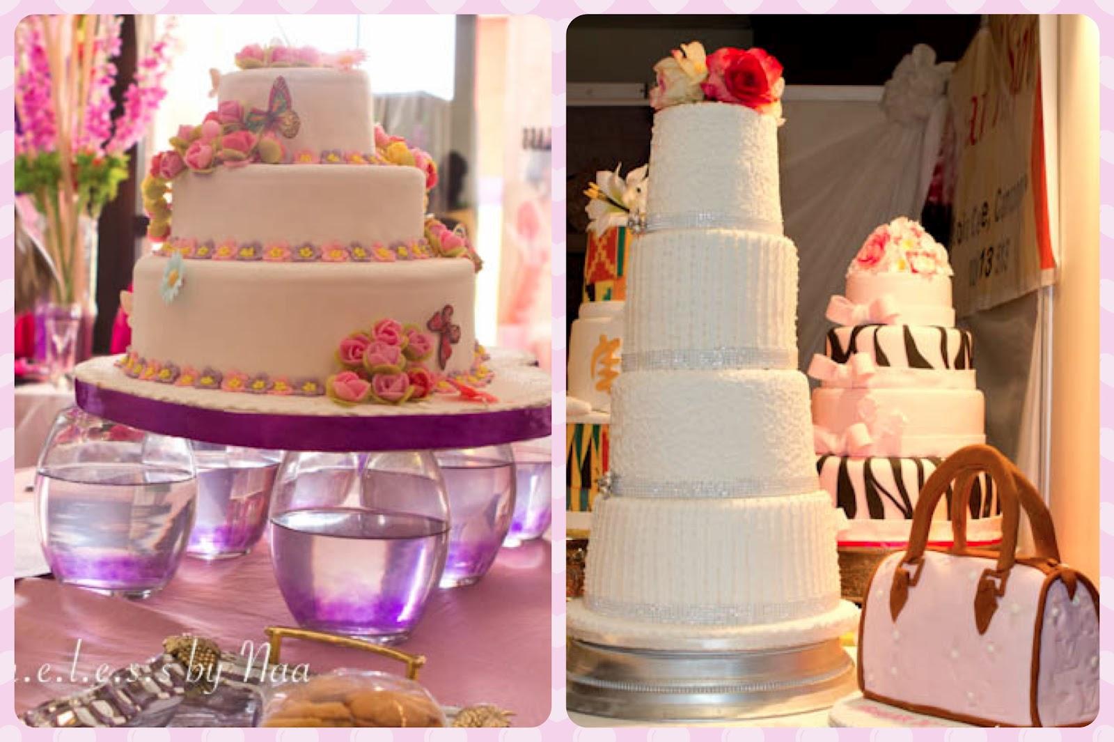 Feeding People Wedding Cakes