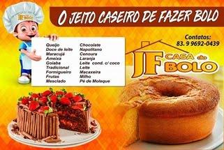 JF CASA DO BOLO