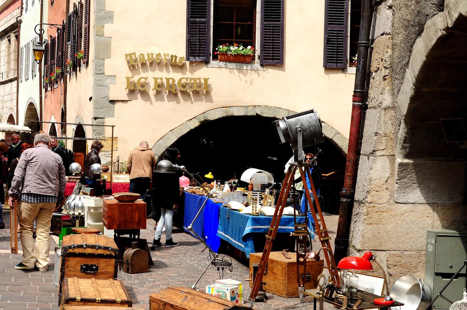 antiquités Annecy France