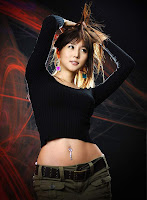 Sexy Pretty Asian Girl