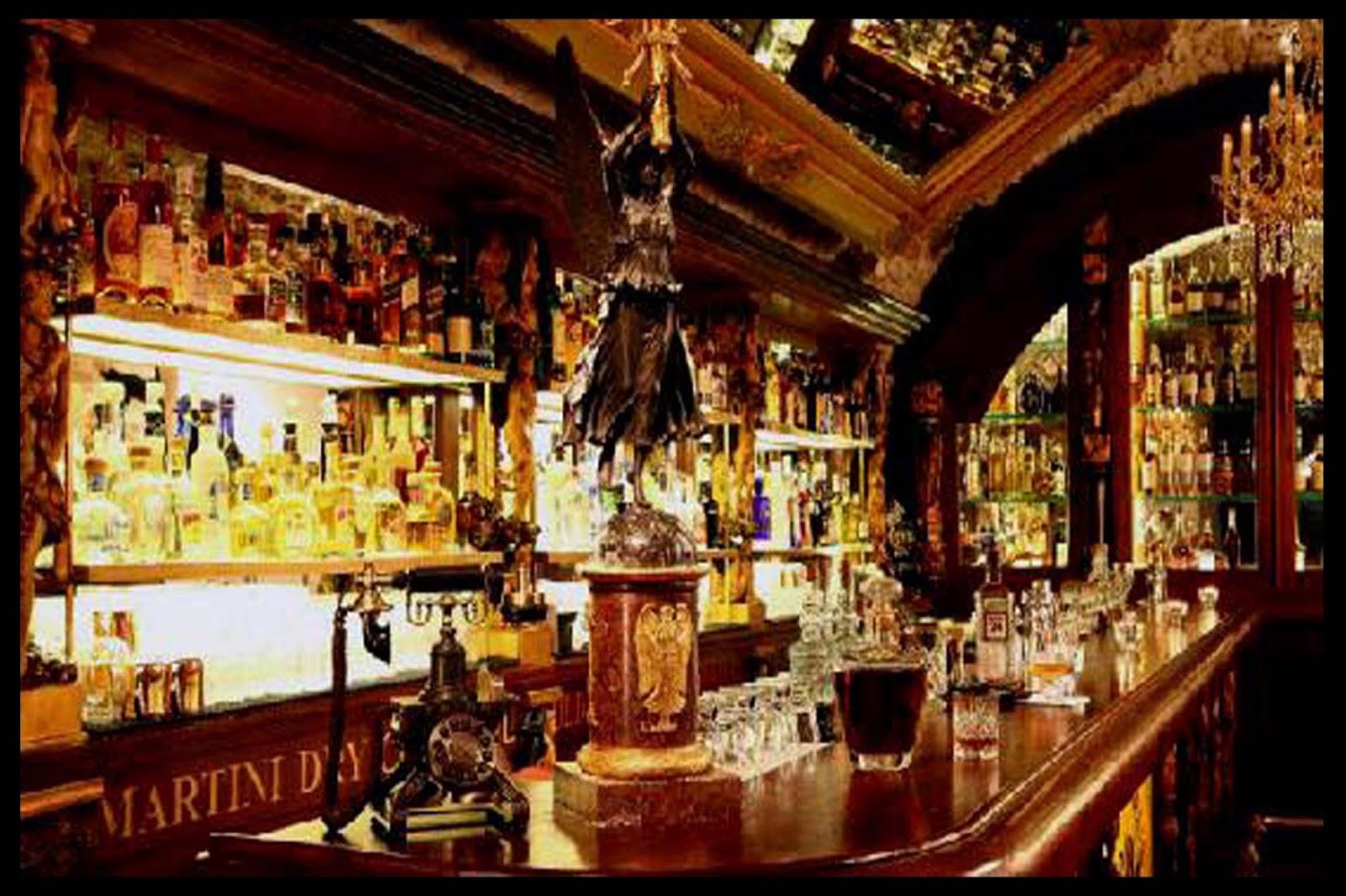 10 mejores bares de hotel del mundo en 2015 for Los mejores hoteles boutique del mundo