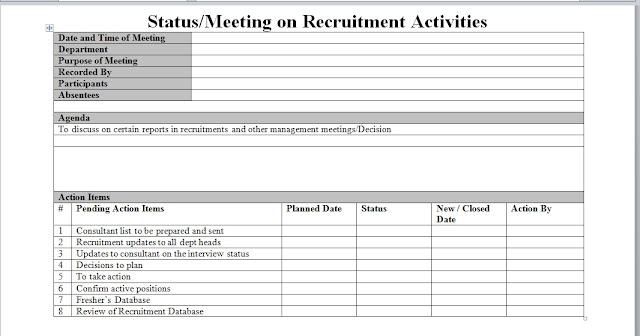 how to call center recruitment process