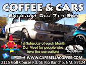 Coffee & Cars Sat. Dec 7th 8am