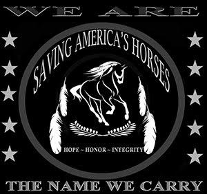 SAVING AMERICA'S HORSES