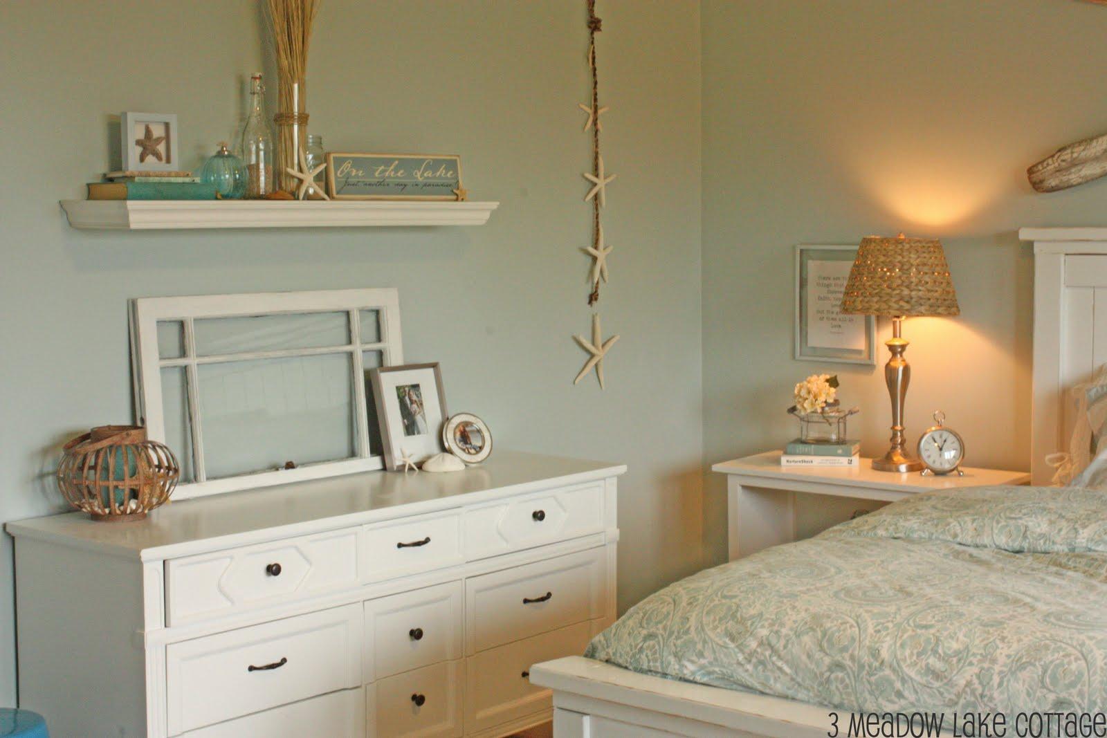 remodelaholic making the master bedroom beautiful. Black Bedroom Furniture Sets. Home Design Ideas