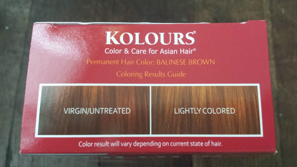 Lippie Monster Kolours Dual Conditioning Hair Color In Balinese
