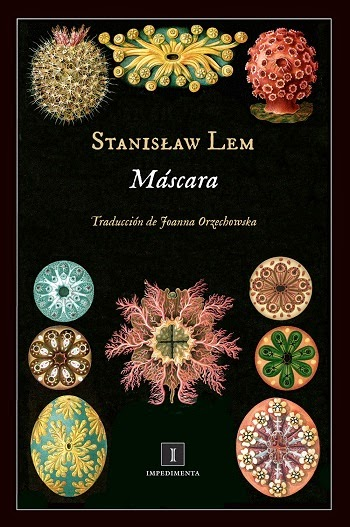 Máscara Stanislaw Lem