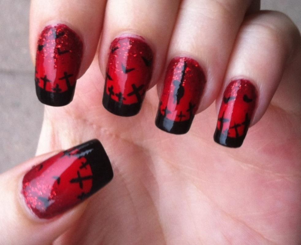 Nerdy nails!: November 2012