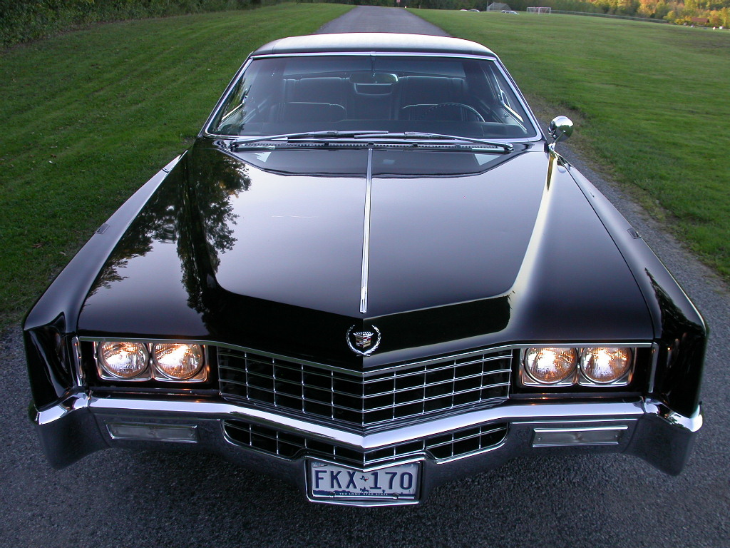 Nice Car Zone: Cadillac American luxury