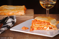 Empanada gallega de bonito
