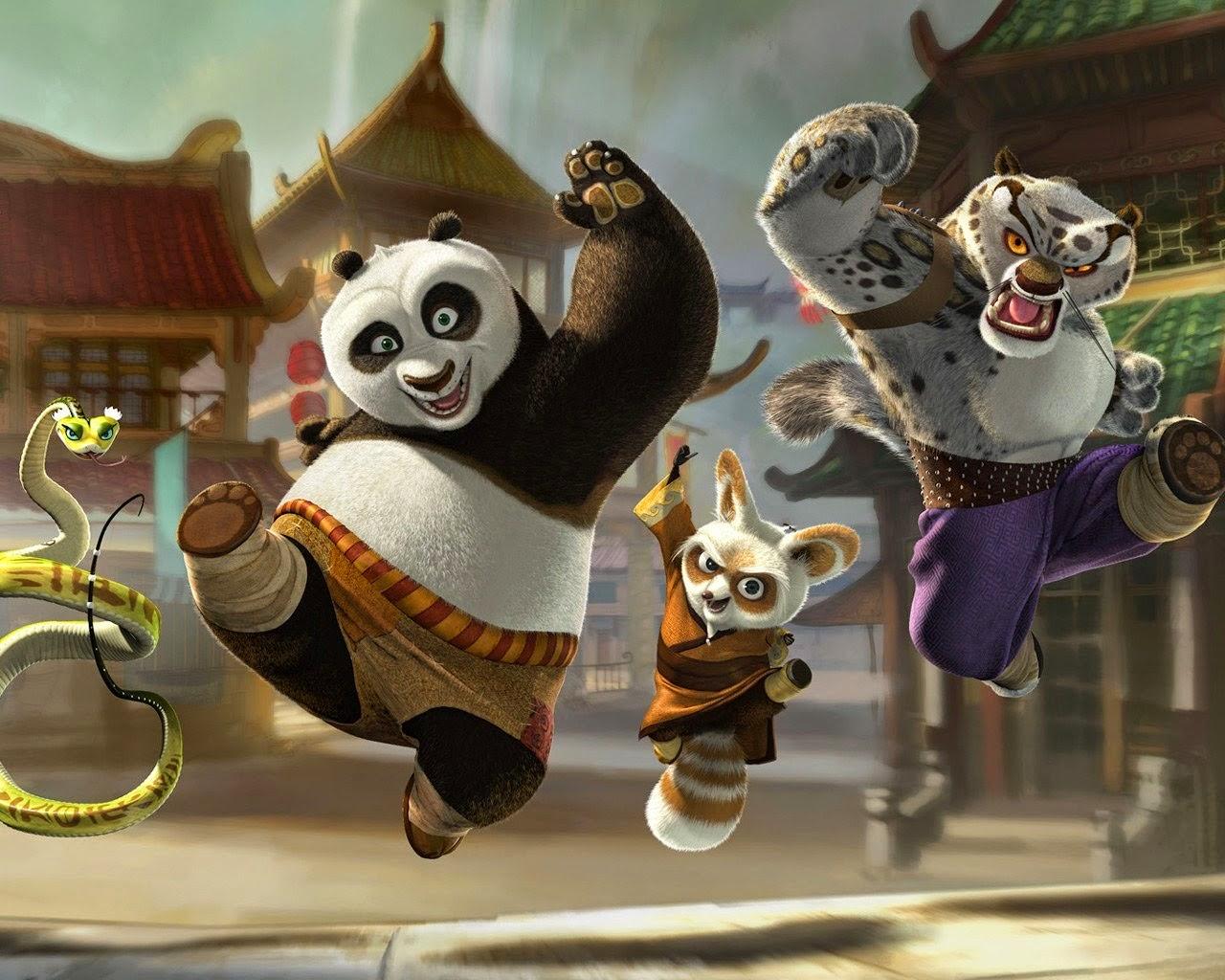 gambar animasi panda - gambar panda - gambar animasi panda