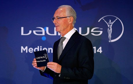 FIFA Selidiki Beckenbauer