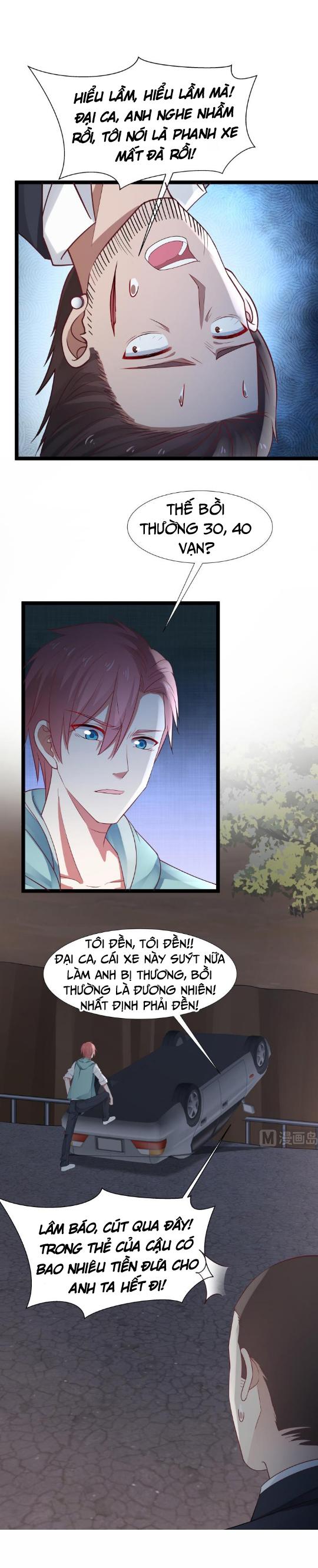 Trên Người Ta Có Một Con Rồng chap 18 - Trang 6