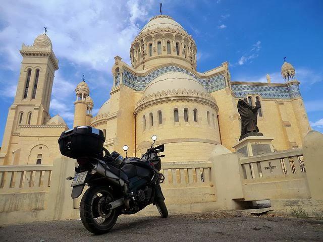 Nordalgerien ohne Guide eigenem Fahrzeug