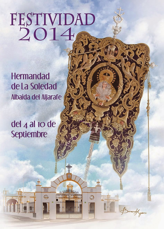 CARTEL FESTIVIDAD 2014